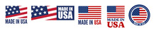 Made In The USA Logo Or Label....