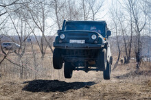 Russian Jeep Off-road
