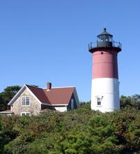 Nauset Beach Lighthouse