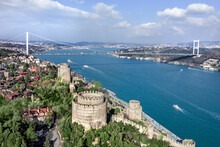 View Of Istanbul And Fatih Sul...