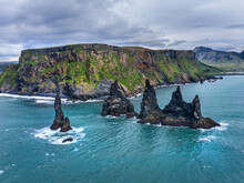 A View From The Black Beach An...