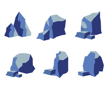 Collection Of Vector Stone In ...