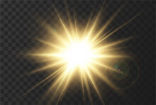 Sun Rays Effect, Very Realisti...