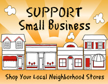 Support Small Business!  Shop ...