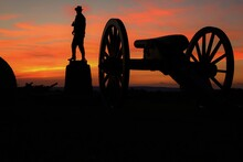 Sunset On Gettysburg