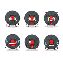 Cartoon Character Of Vynil Rec...