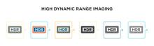 High Dynamic Range Imaging Vec...