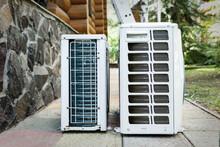New Modern HVAC Air Conditioni...