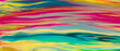 canvas print picture - Colorful abstract long strokes background