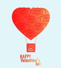 Valentine's Day Greeting Car...