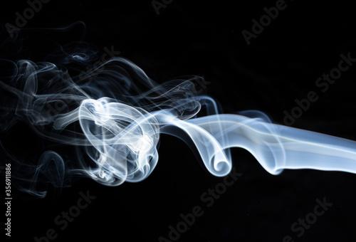 Leinwand Poster Rauch 14