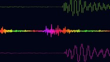 Pulsating Background Of Sound ...