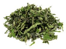 Dried Stinging Nettle Tea On W...