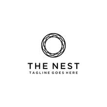 Creative Modern Nest Bird Desi...