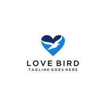 Creative Luxury Modern Bird Wi...