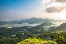 View Of Ganghwado Island Mount...