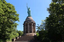 Hermannsdenkmal Im Teuroburger Wald