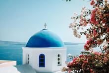 Santorini Oia Greece Europe, S...