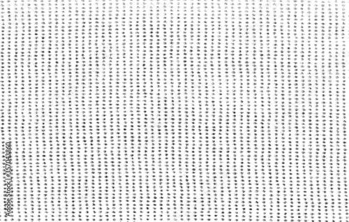 Vector fabric texture Canvas Print