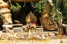 Decorative Jungle Installation...