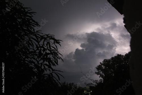tormenta Canvas Print