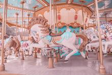 Vintage Style Carousel