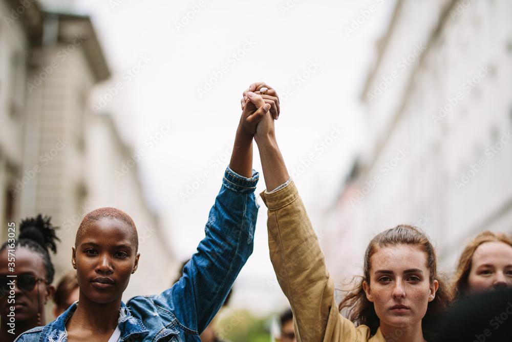 Fototapeta Black lives matter!