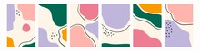 Various Abstract Backgrounds, ...