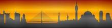Shiny City Shape - Illustratio...