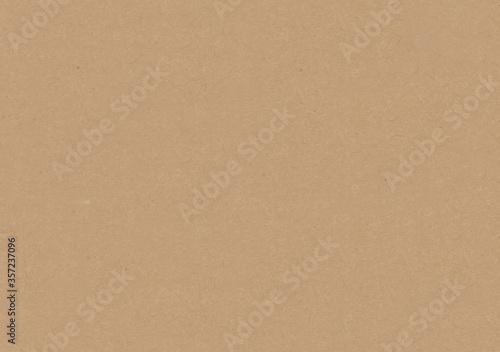Old brown craft paper texture background Fotobehang