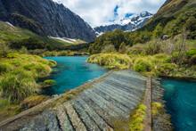 New Zealand, Southland, Te Ana...