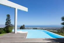 Infinity Pool Overlooking Hill...