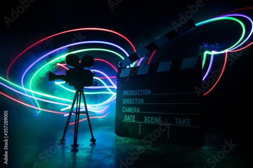 Fotografiet Movie concept