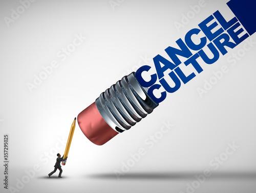 Fotografía Cancel Culture