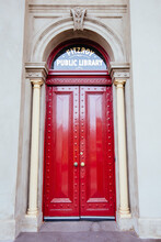Fitzroy Town Hall In Fitzroy M...