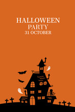 Happy Halloween Party Invitati...