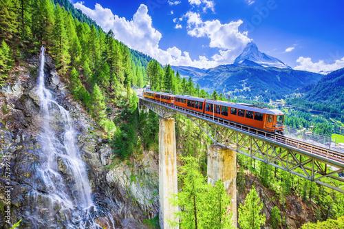 Fotografia Zermatt, Switzerland