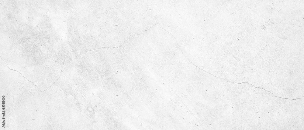 Fototapeta white concrete wall texture background