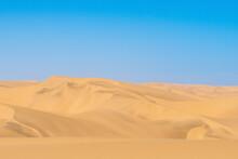 Desert Trip On Walvis Bay Dune...