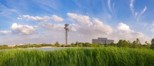 Panoramic View Of Beijing Skyl...