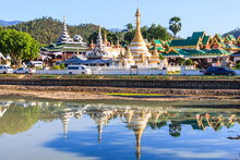 Wat Chong Kham In Mae Hong Son