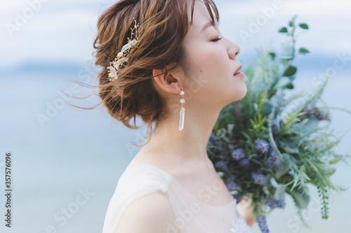 Photo 海辺の花嫁