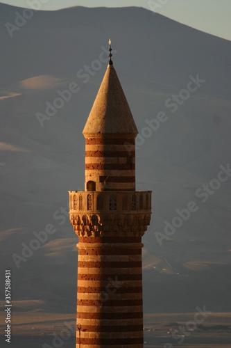Minarett, Islam Tapéta, Fotótapéta