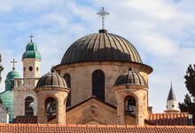 The Dome Of The Orthodox Churc...