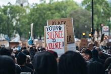 Black Lives Matter Protest In ...