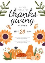 Thanksgiving Dinner Invitation...