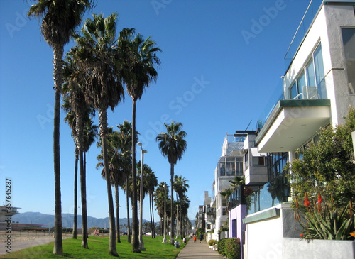 Fotografía palm, house, architecture, hotel, sky, tree, home, building, florida, travel, bl
