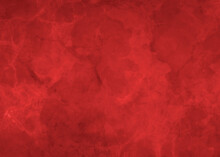 Red Texture Background, Marble...