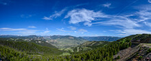 View From Dead Indian Pass In ...