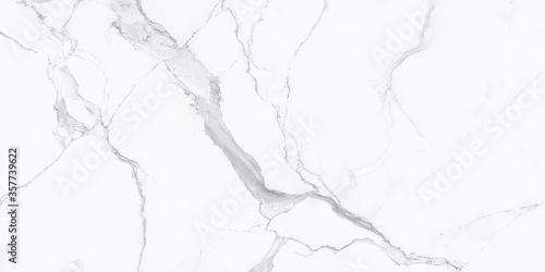 Fototapeta White marble background pattern with high resolution obraz
